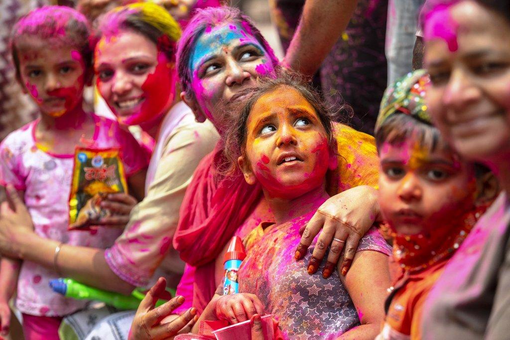 Coronavirus Surges in India as Hindus Gather for Holi Celebrations