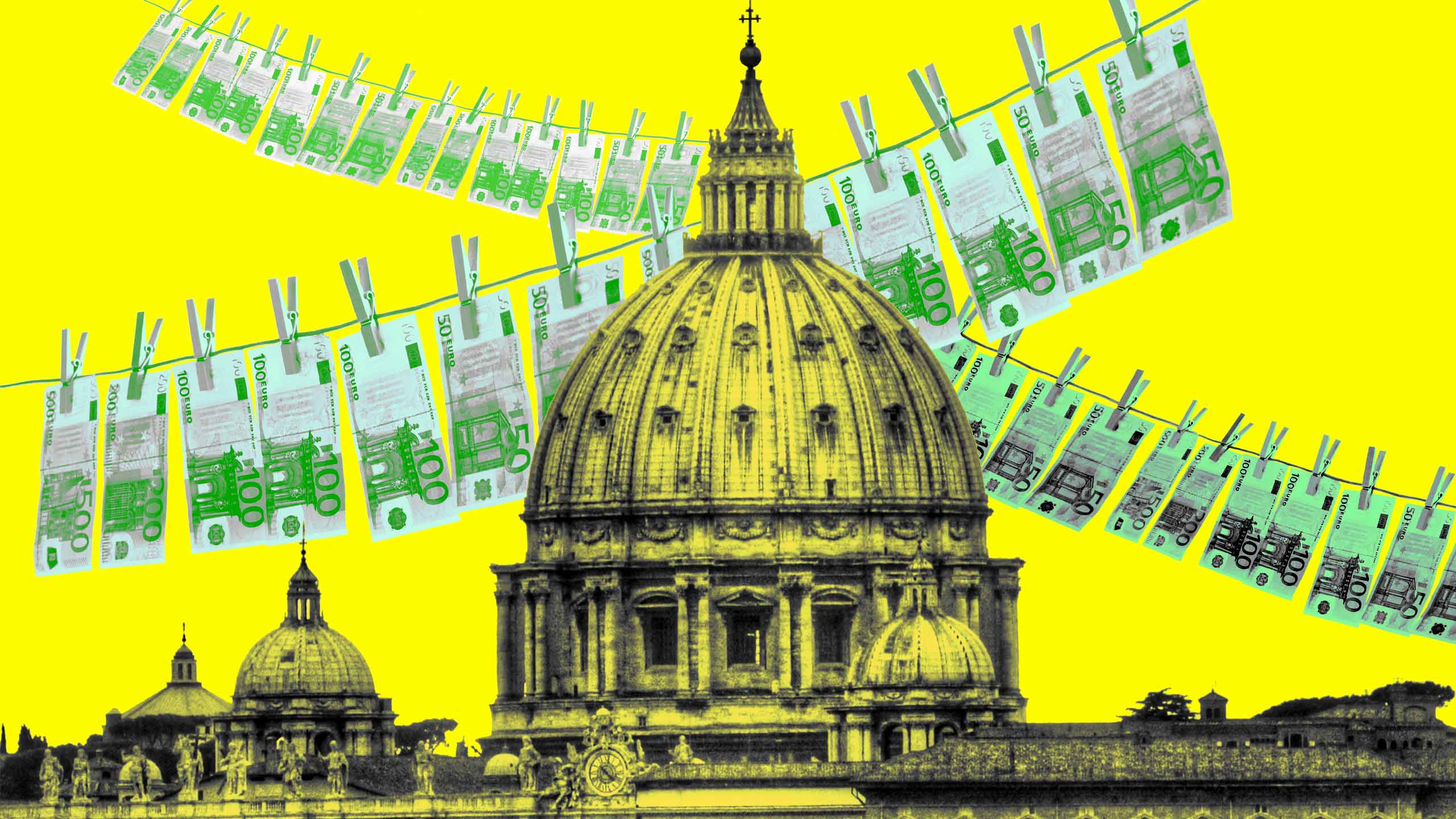 Vatican's Peter's Pence reserves