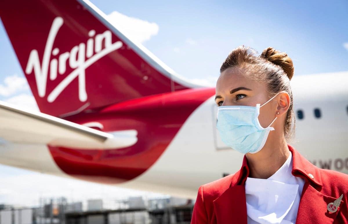 IATA, UK Carrier Virgin Atlantic Test Digital (IATA) COVID Travel Pass