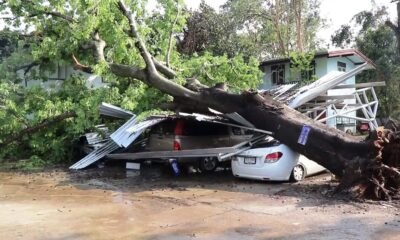 North and Northeastern Thailand Hammered by Summer Storms
