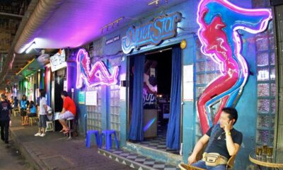 Bangkok,Patpong Road, Entertainment Venues,