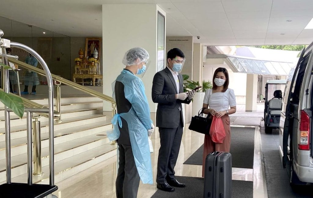 Thai Government Reviews to Change 14 Day Quarantine Requirements