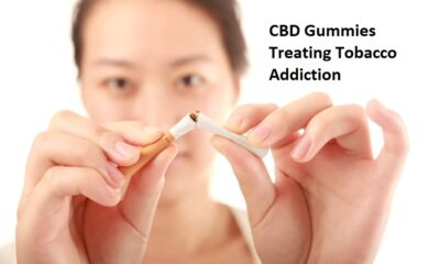 Reasons Why CBD Gummies are Best for Treating Tobacco Addiction
