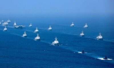 China Takes Advantage of Pandemic to Militarize South China Sea