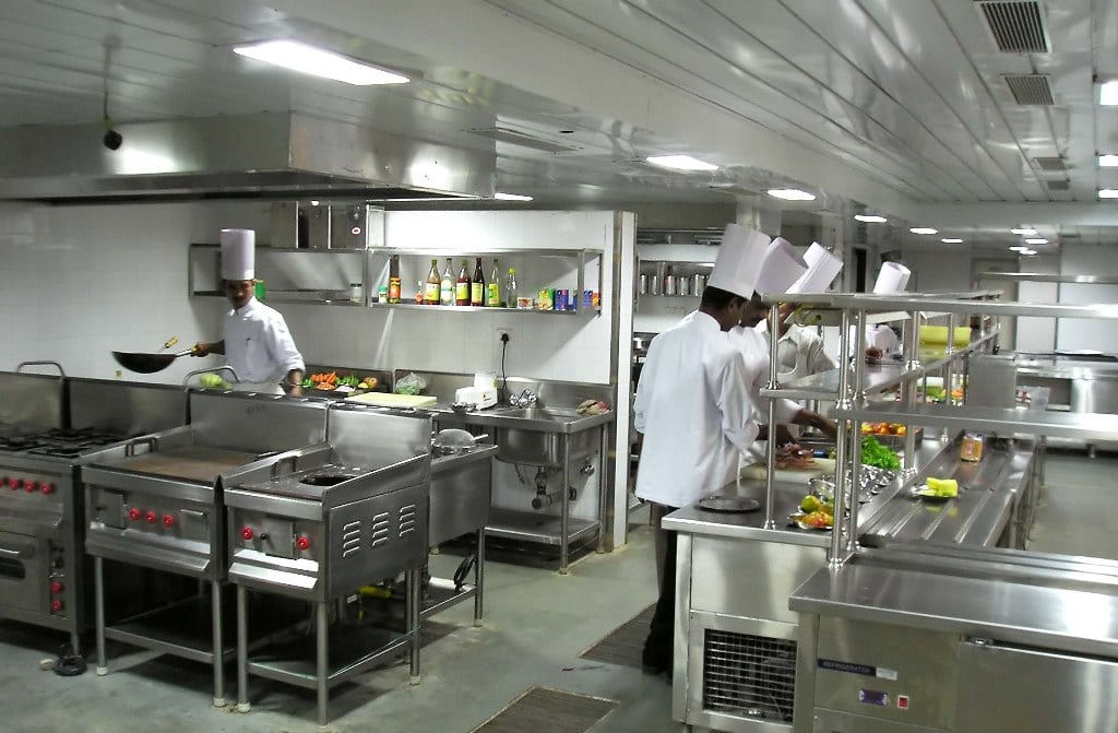 Commercial Kitchen Wall Shelving Units: Best Designs for Restaurant