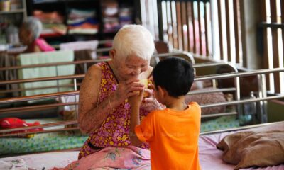 Elderly Depression and Suicide on Rise in Thailand