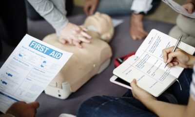 Important Emergency First Aid Skills Everyone Should Know