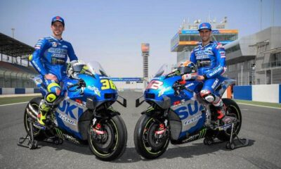 Team Suzuki and Motul Set for the 2021 MotoGP Campaign