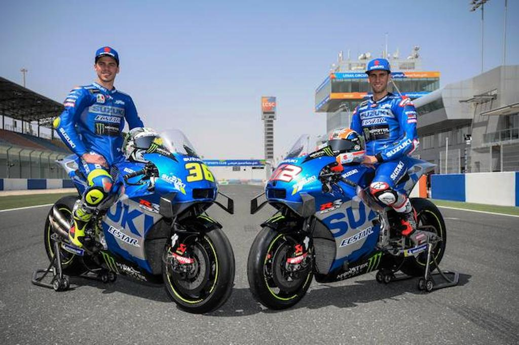 Team Suzuki and Motul Set for the 2021 MotoGP Campaign