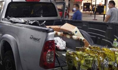 Man Finds Cache of Drugs in Pickup he Bought a Vehicle Auction
