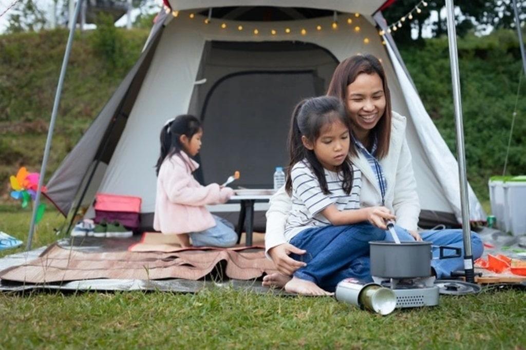 Northern Thailand Campers Push Back after National Parks Grilling Ban