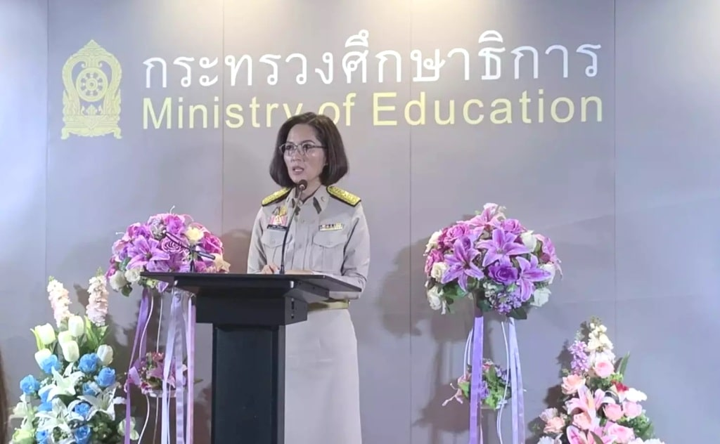 Thailand,Education Minister, Bullying Teachers, school, students