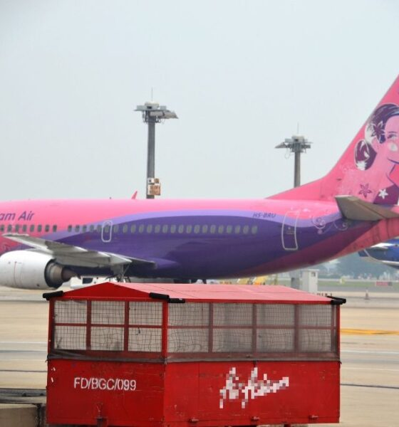 Siam Air Transport Executive Arrested for Not Paying 150 Staff