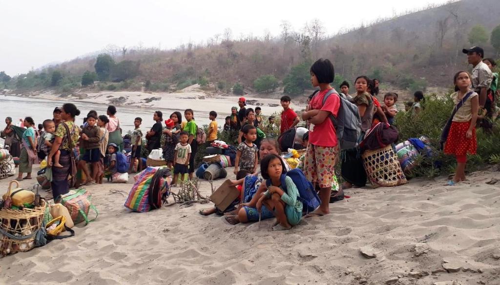 Thai Authorities Deny Blocking Myanmar Refugees at Northern Border