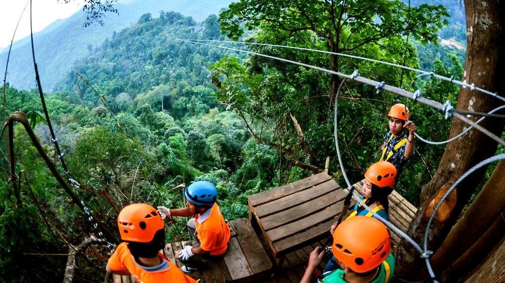 Thailand Creates Safety Standards for Trekking and Zipline Adventures