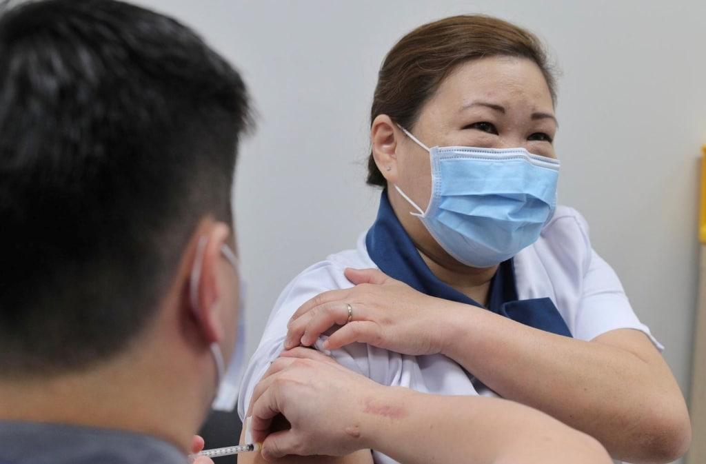 Thailand, Private Hospital, Vaccine, Jab