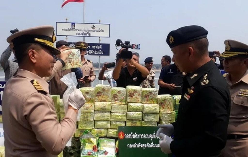 Army Rangers,Mekong River, Crystal Meth