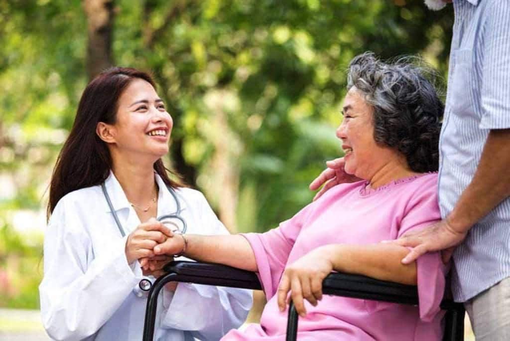 Improving Health Outcomes for Nursing Home Patients