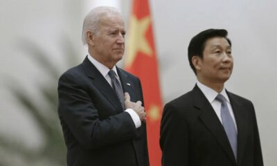 China tells Biden to Reverse Trump's Dangerous Policy on Taiwan