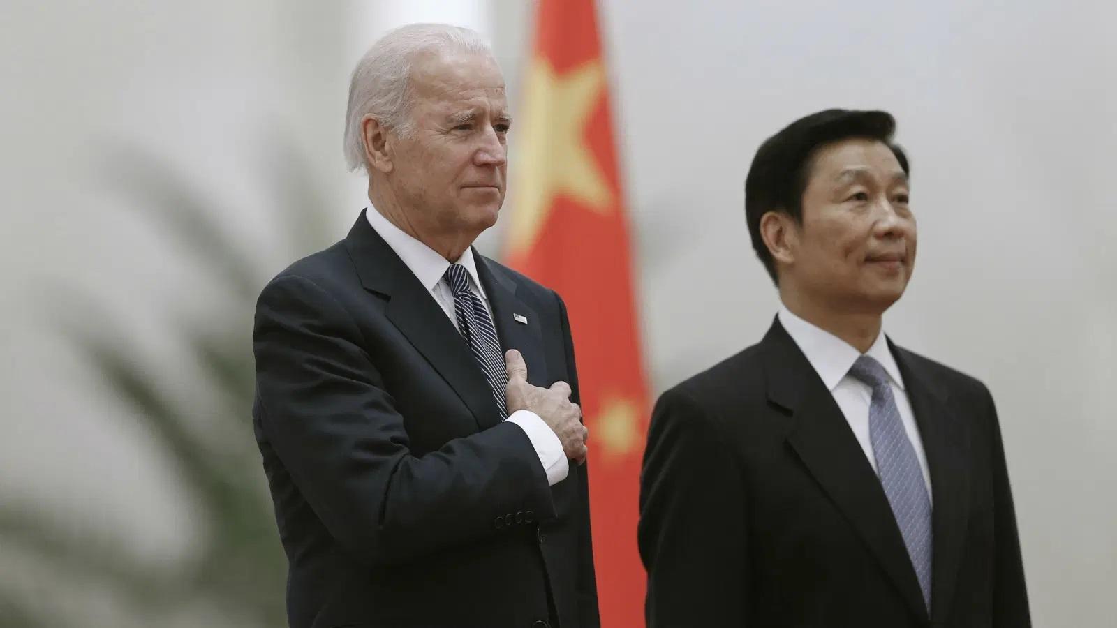 China tells Biden to Reverse Trump's Dangerous Policy on Taiwan