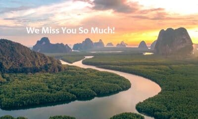 commercial, Tourism Authority of Thailand Sends 'Miss You' Message to the World
