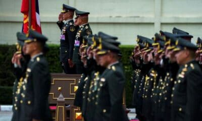 military,defence ministry,Thailand's Defence Ministry Looks to Axe Up to 350 Generals
