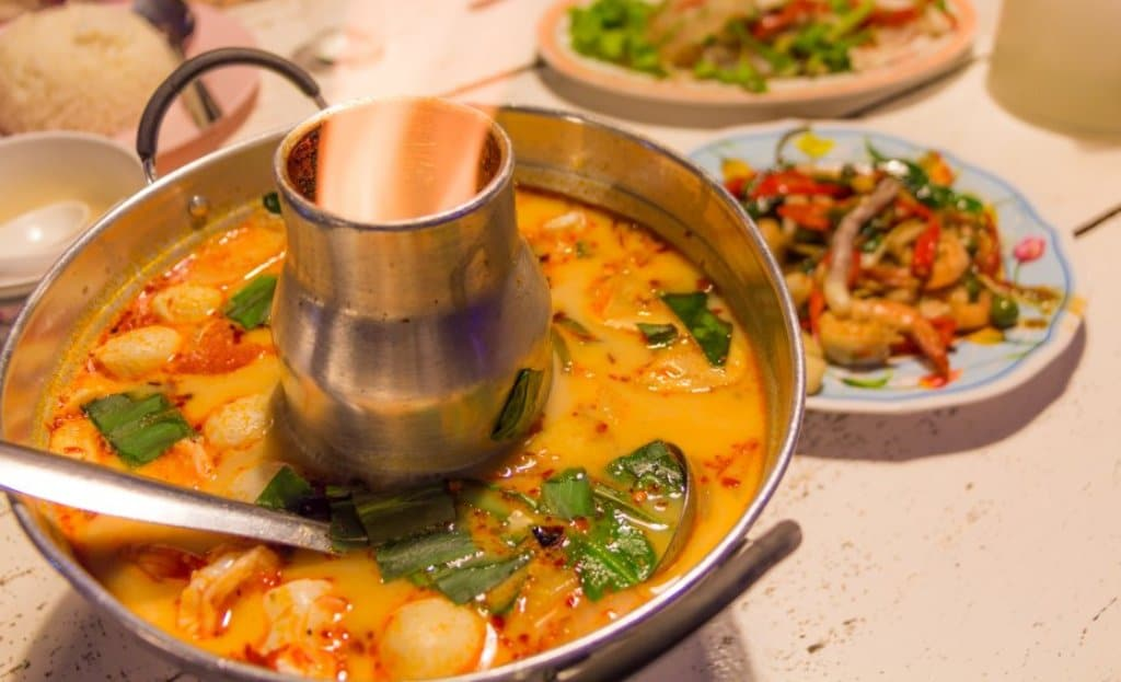 Thailand's Wants Tom Yum Goong Added to UNESCO's Cultural Heritage List