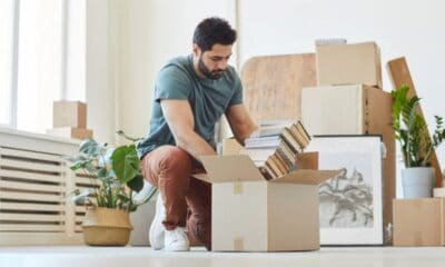 5 Simple Steps to Follow When Your Packing Books for Moving