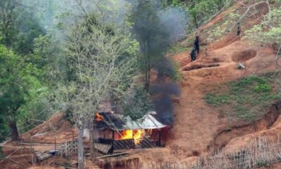 Thailand, Villages Flee Following Clashes Along Myanmar-Thai Border