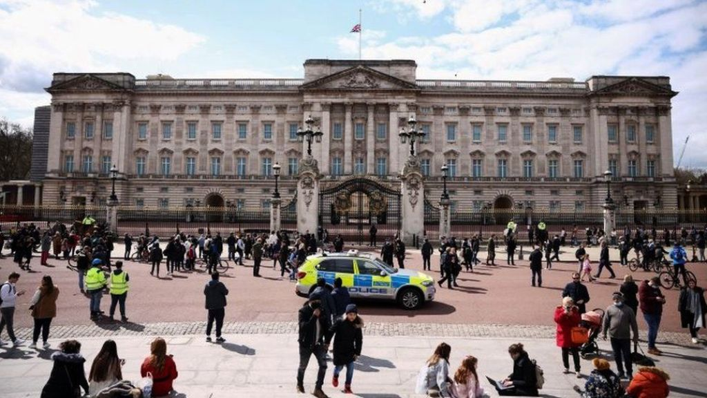The United Kingdoms Prince Philip the Duke of Edinburgh Dies at 99