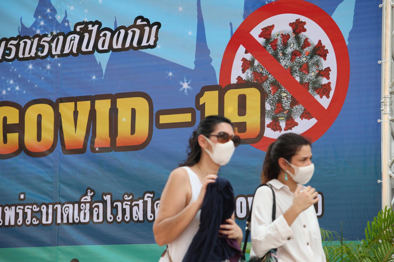 covid-19, Lockdowns, thailand,disease control