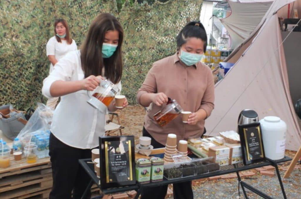 "Chiang Rai Province to Host ""Back to Origin Tea & Coffee Festival"""