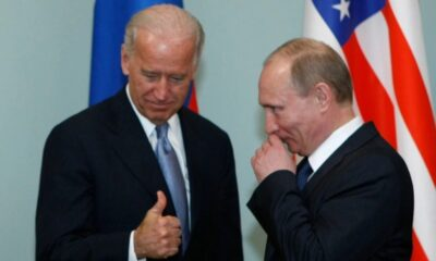 Putin Trolls US President Biden Because He Believes Biden's Weak