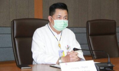 Chiang Rai Governor Orders Quarantine for Visitors from Red Zones