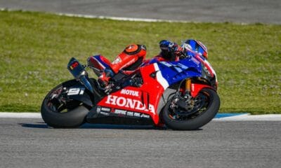 Motul and Honda Motorcycle Racing Team Aim for Top Spot in WorldSBK