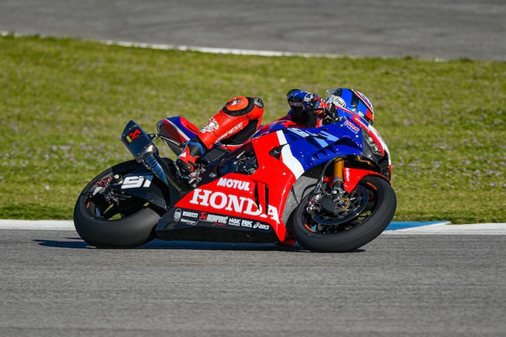 Motul and Honda Motorcycle Racing Team Aim for Top Spot in WorldSBK