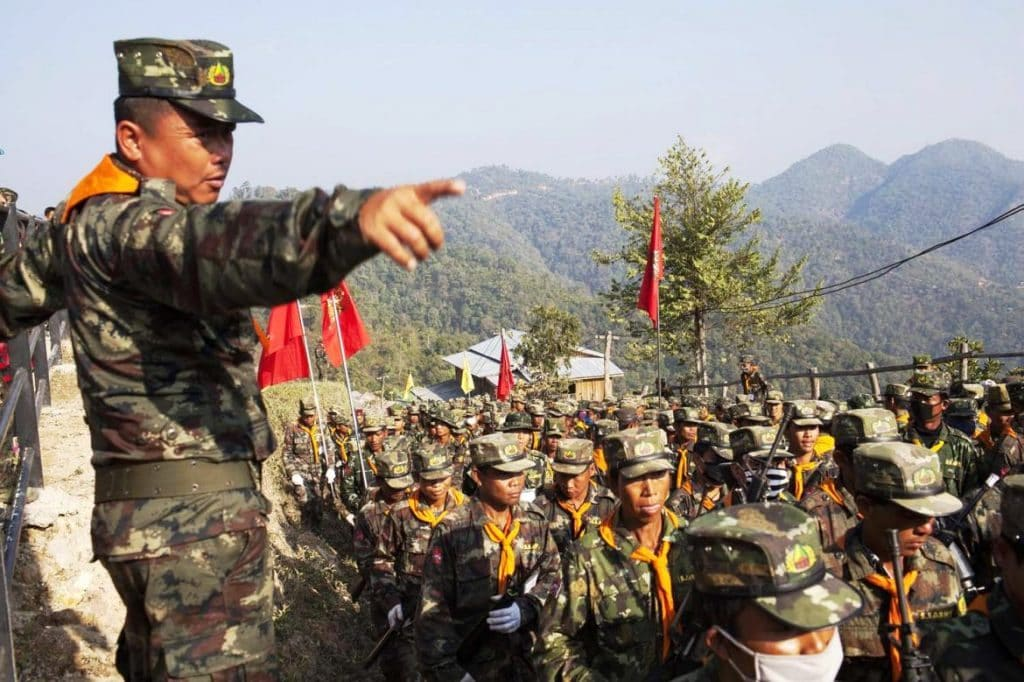 Myanmar Warns Thailand Over Possible Airstrikes Along Northern Border