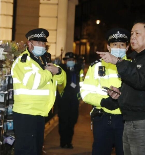 Myanmar's Ambassador to The UK Locked Out of London Embassy