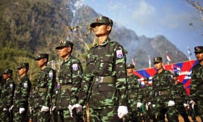 Myanmar's Armed Ethnic Groups Stand with Anti-Coup Protesters