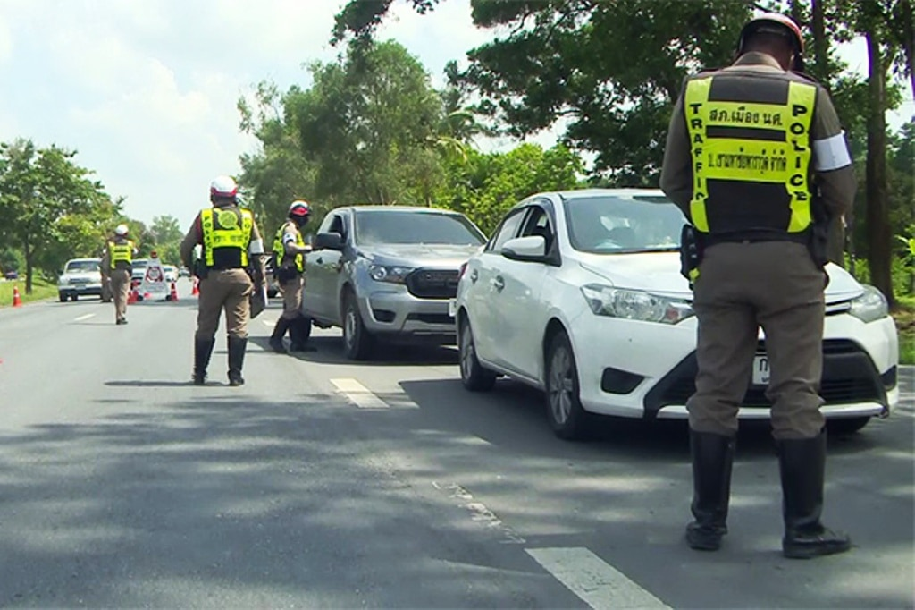Northern Thailand Provinces Start Imposing Covid-19 Travel Restrictions