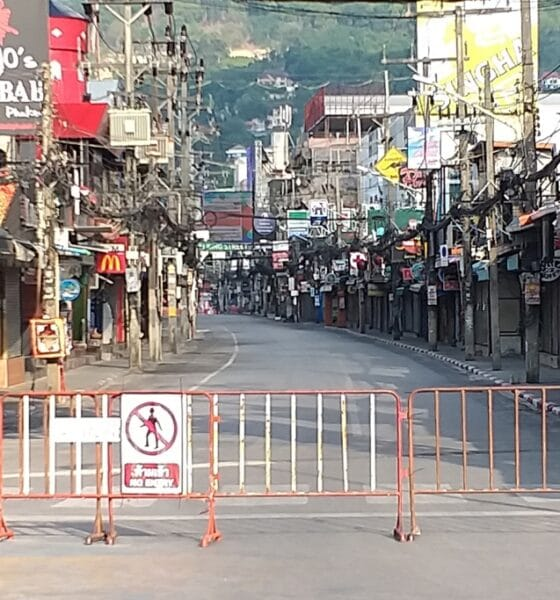 Phuket Shutters Pubs and Entertainment Venues Over Covid Cases