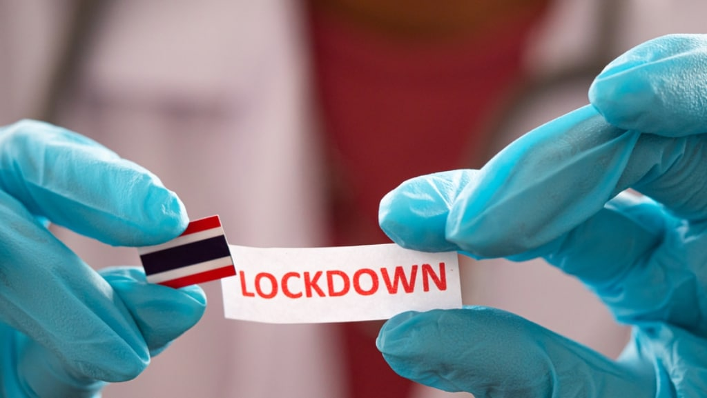 Thai Government Considers Reimposing Partial Covid-19 Lockdowns