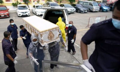 Thailand Records 20 Deaths in 2 Days From UK Variant of Covid-19