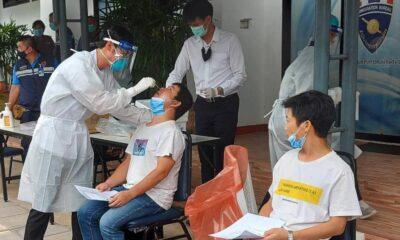 Covid-19,Thailand's Chiang Mai Province Reports Hundreds of New Covid-19 Cases