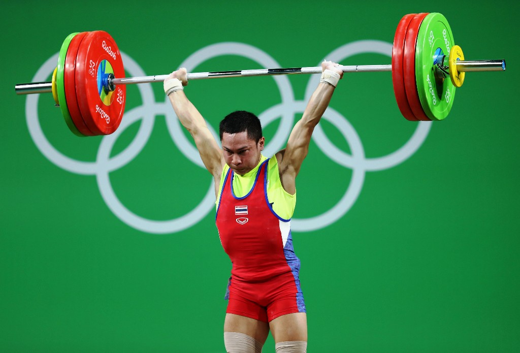 Thailand's Fails to Overturn IWF Weightlifting Ban for Doping