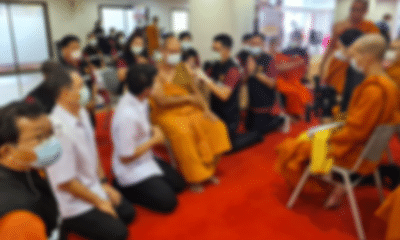 Senior Monk Dies Withing Hours of Receiving Covid-19 Vaccine Jab