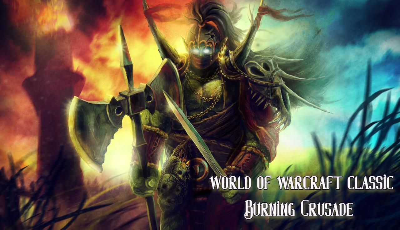 WoW Burning Crusade Classic