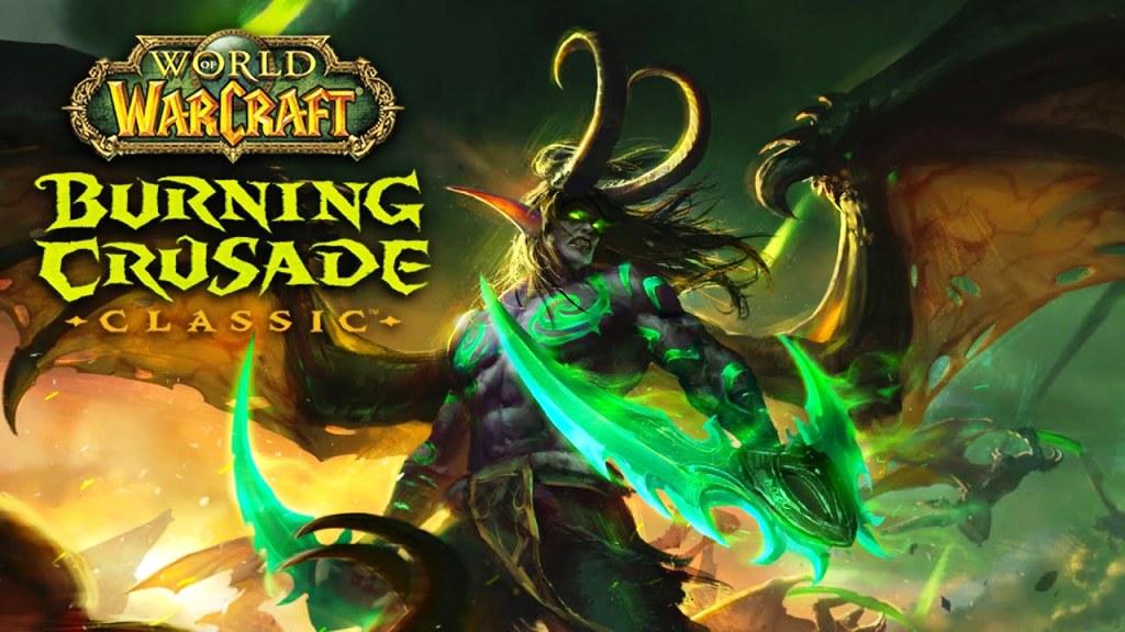 WoW's Burning Crusade Classic Trade Secretly Via PlayerAuctions