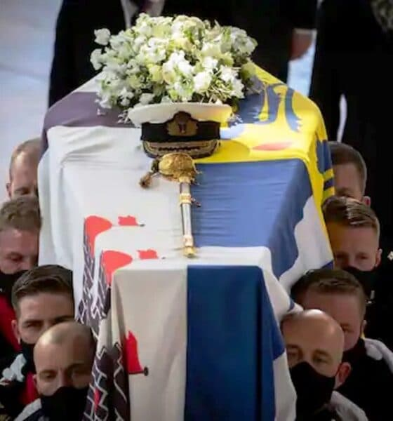 End of an Era as Prince Philip the Duke of Edinburgh Laid to Rest