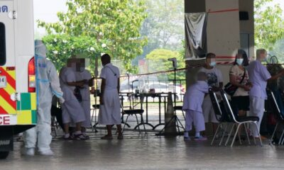 Dharma Centre in Chiang Mai Closed after 20 Nuns Contract Covid-19